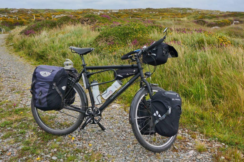 vélo voyage ou randonnée