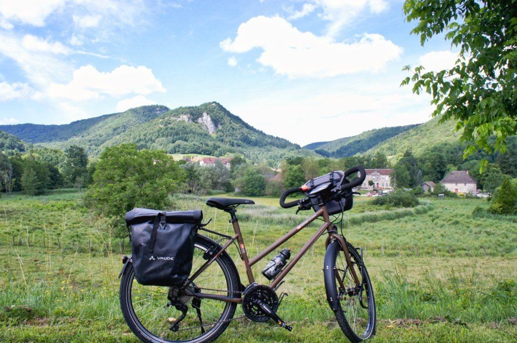 grand voyage à vélo
