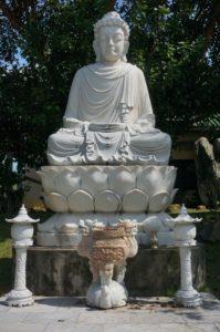 Petite statue de Bouddha