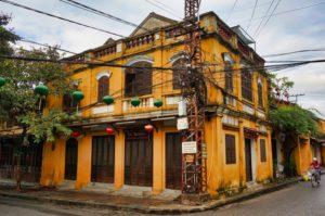 Une maison ancienne à Hoi An