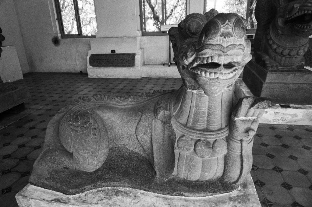 Musée cham à Da Nang