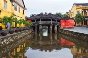 Le pont-pagode japonais
