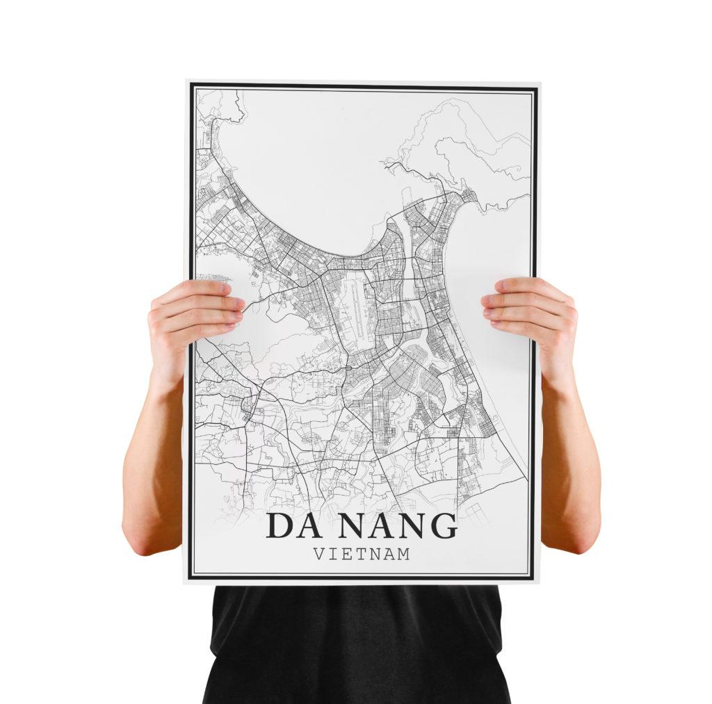 affiche design Da Nang