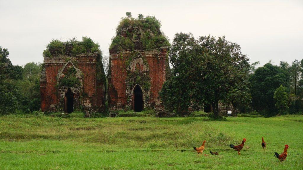 temples Cham Chien Dan