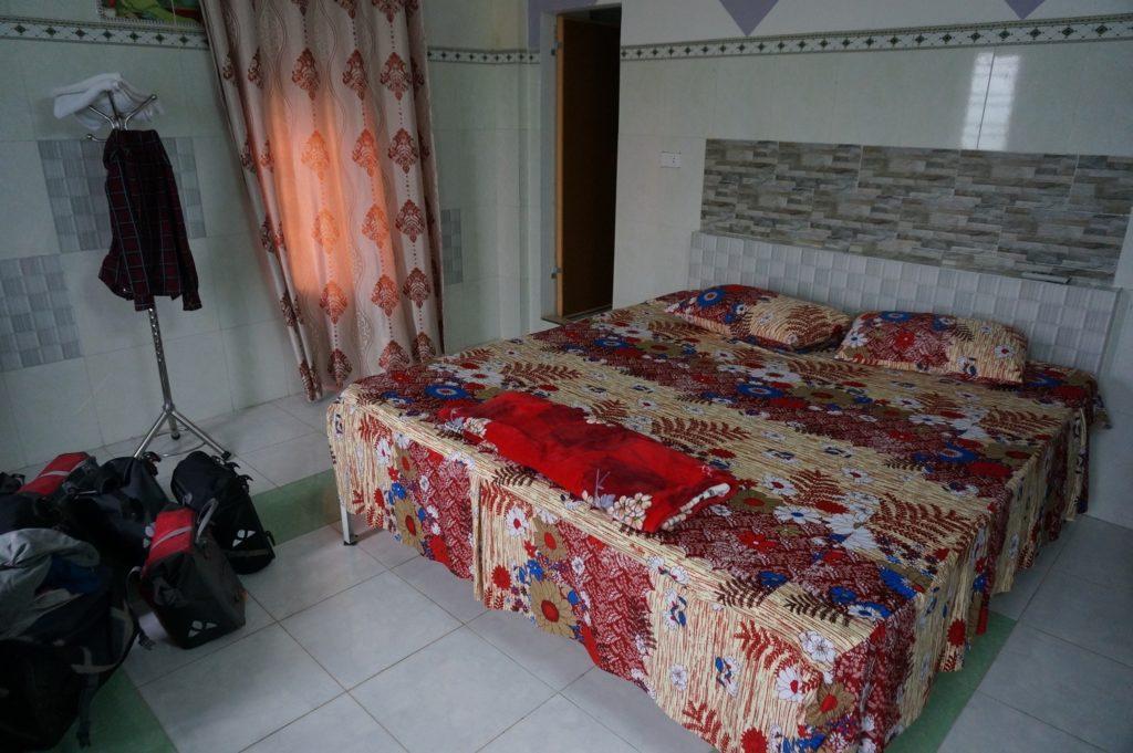 Notre chambre à Ai Nghia