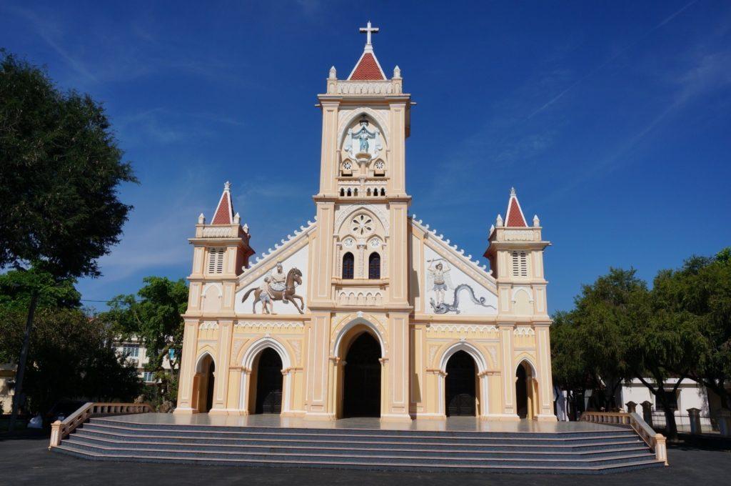 Église Tan Huong