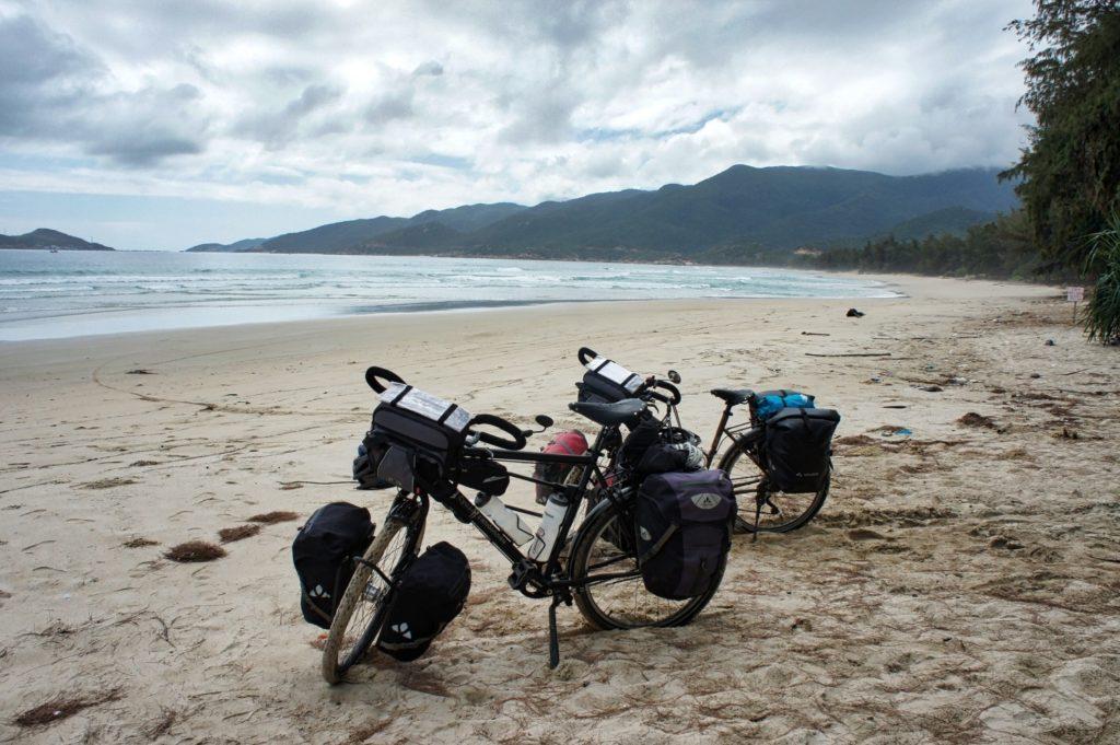 plage de Binh Tien au Vietnam