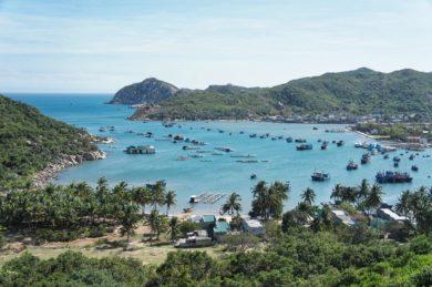La baie de Vinh Hy au Vietnam: petit séjour agréable