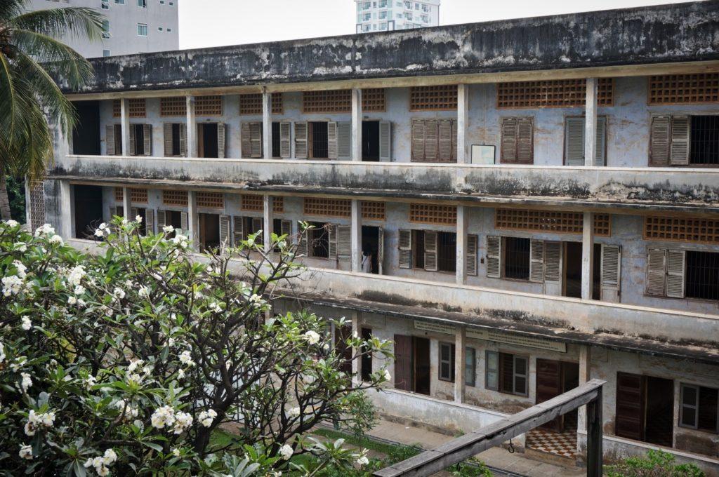 que faire à Phnom Penh? musée du génocide