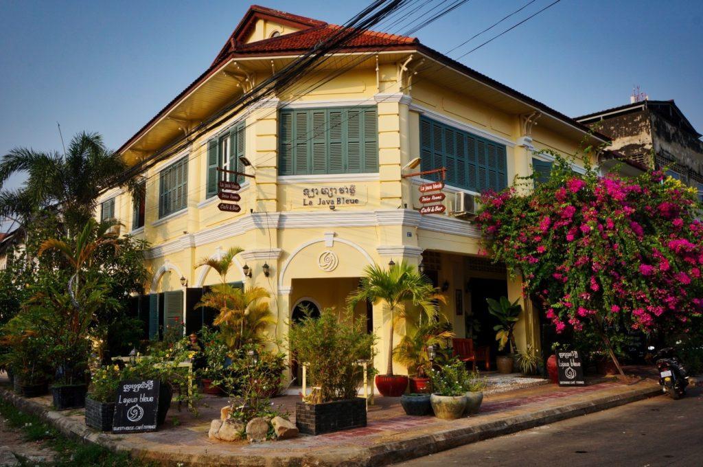 La Java bleue à Kampot
