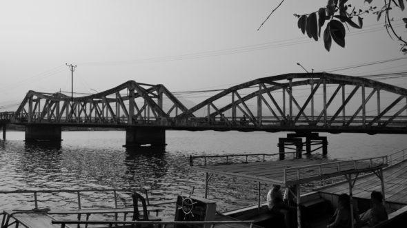 le vieux pont de Kampot