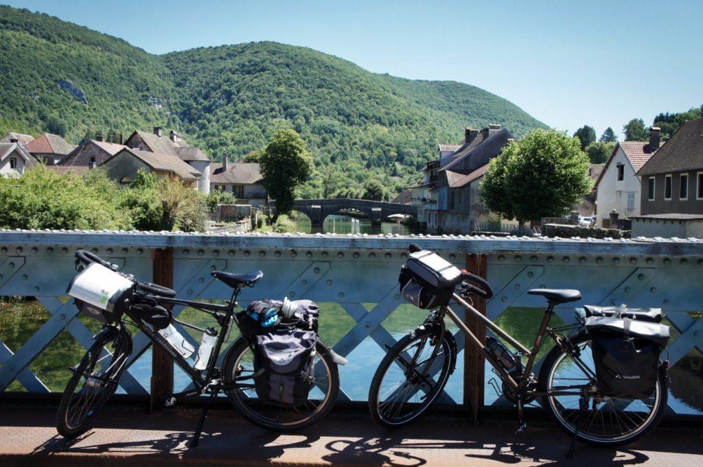 week-end à vélo