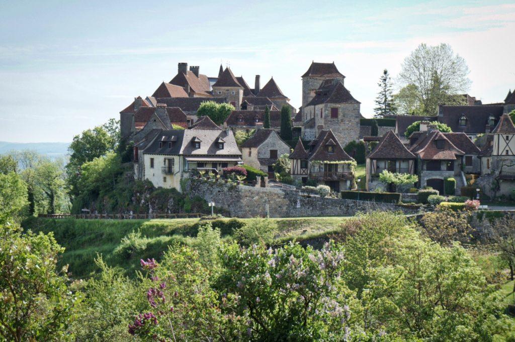 Week-end à vélo en Corrèze
