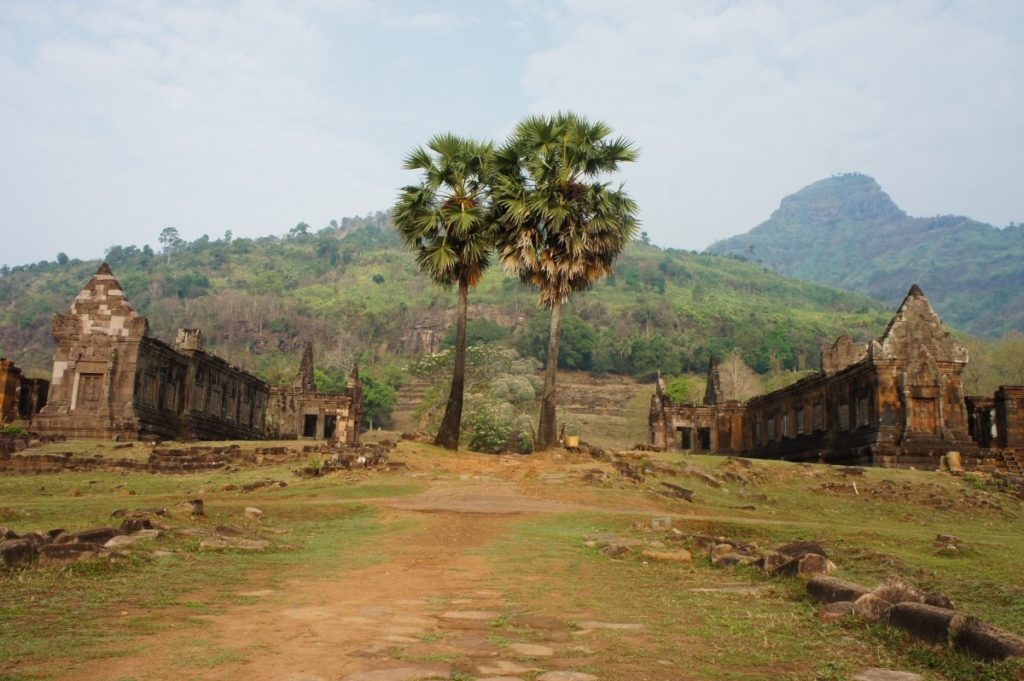 Le fait d'être à Vat Phou me transporte à l'époque où un empire puissant régnait