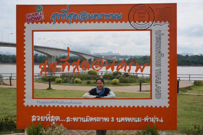 Thaïlande secrète: pédaler le long du Mékong dans l'Isaan (1/2)