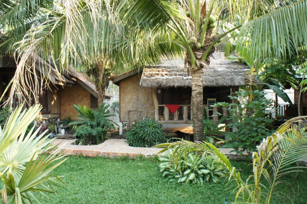 Bungalows du Sala Thongyon à Savannakhet