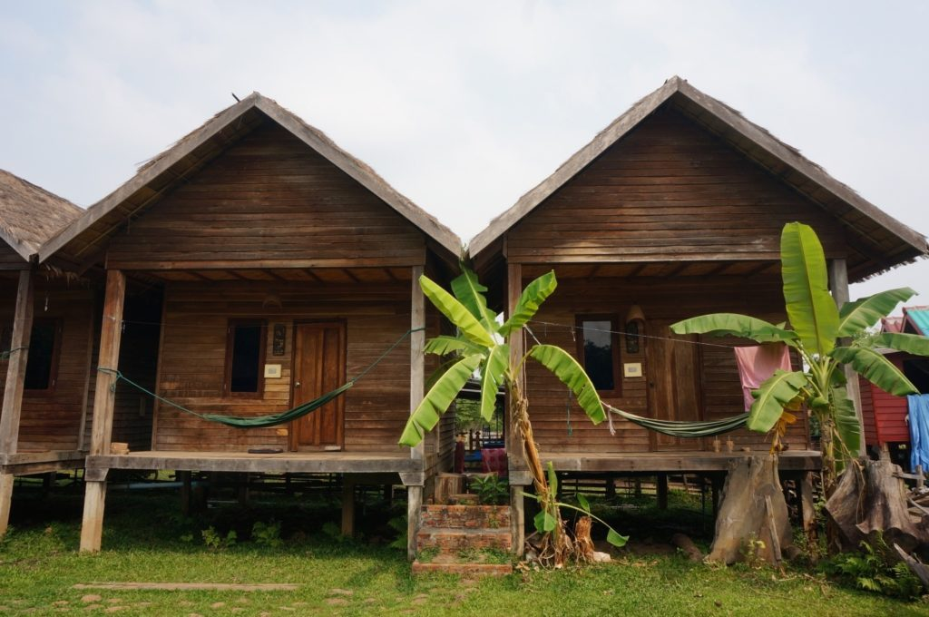 Bungalows du Fandee guesthouse