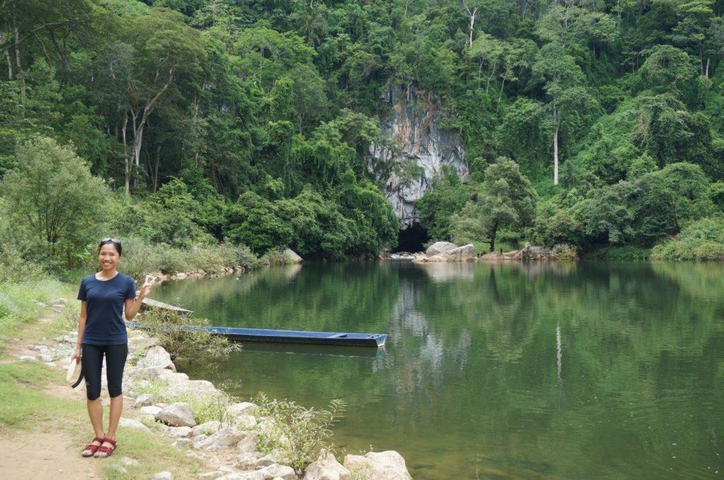 Grotte de Kong Lor, boucle de Thakhek