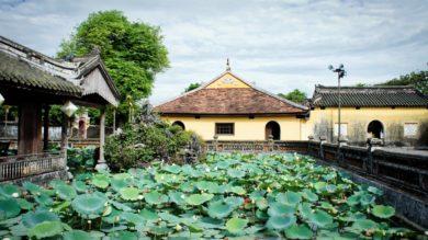 Huê l'ancienne capitale impériale du Vietnam