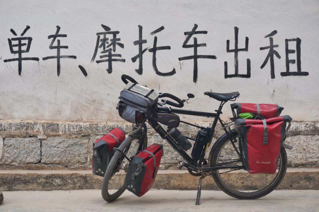 vélo cyclo randonnée