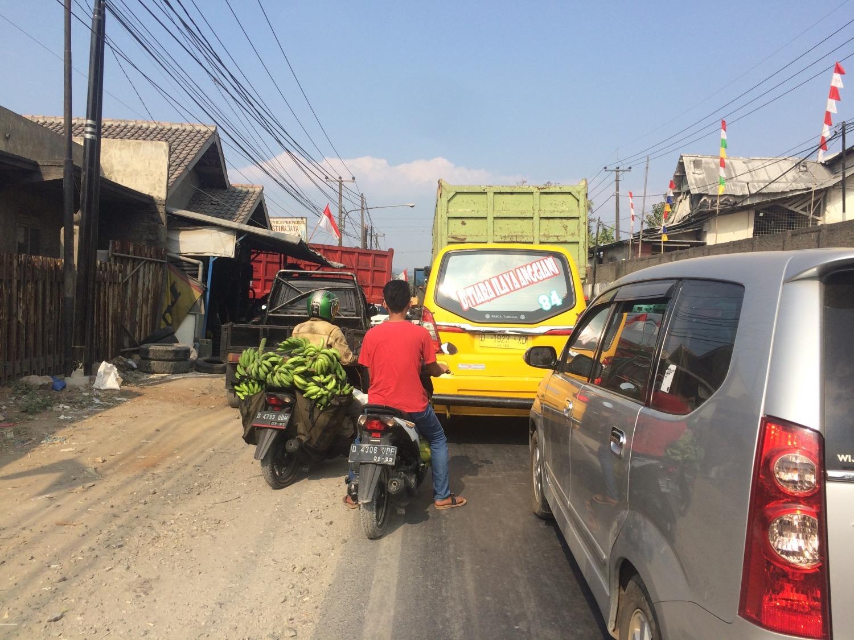 L'île de Java à vélo