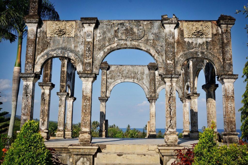 Palais Ujung Bali itinéraire