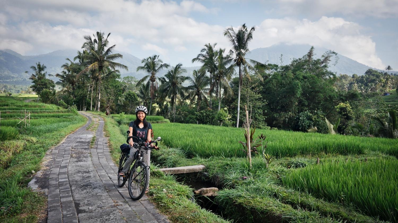 Bali: notre itinéraire de road-trip à vélo
