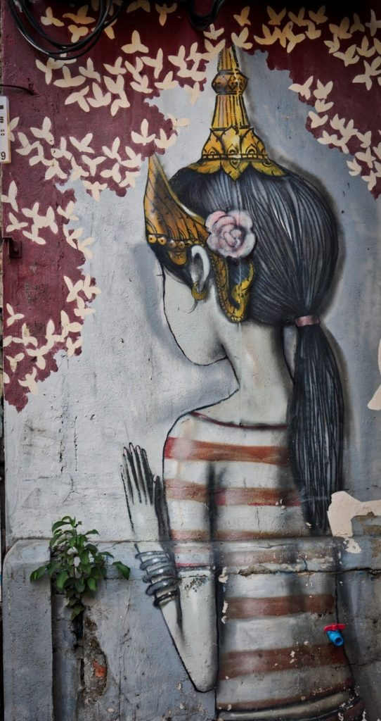 street art phnom penh