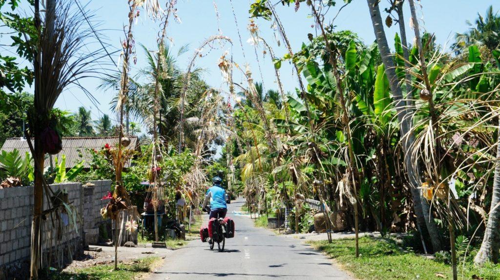 Bali Amlapura itinéraire