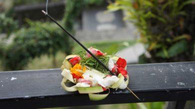 Canang Sari: histoire des petites offrandes quotidiennes à Bali