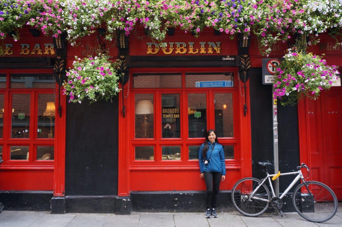 Irlande roadtrip dublin