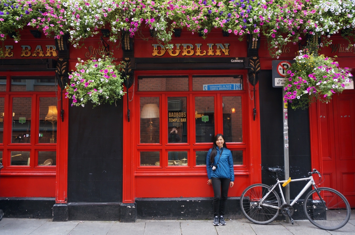 Irlande roadtrip dublin