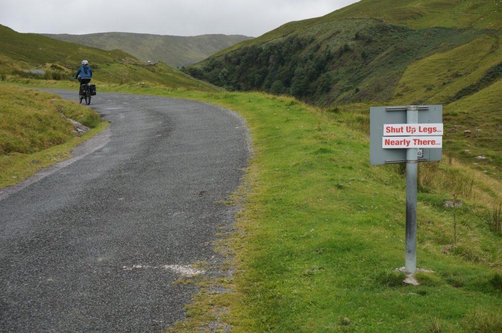 Irlande à vélo itinéraire