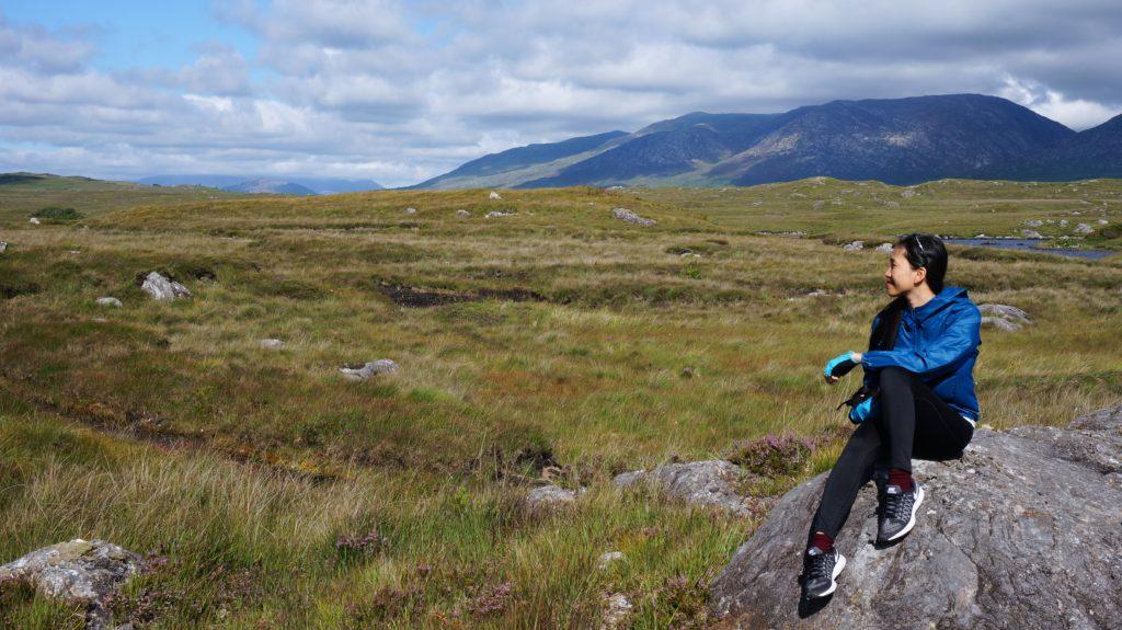 Irlande itinéraire Connemara