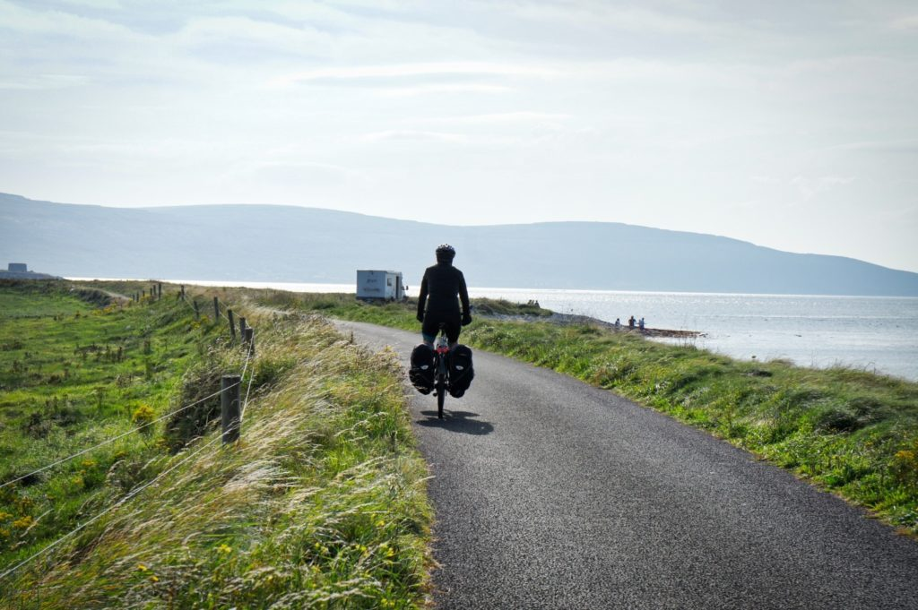 Irlande itinéraire roadtrip vélo