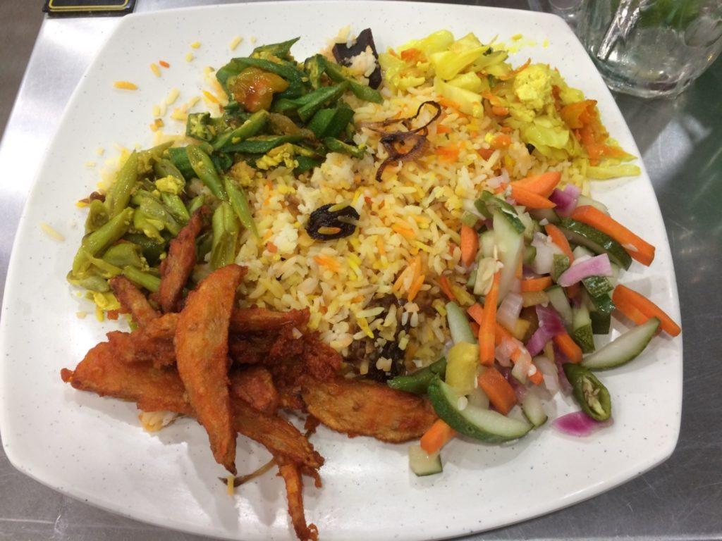 Cuisine de rue que manger en Malaisie
