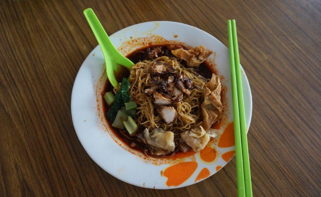 street-food quoi manger en Malaisie
