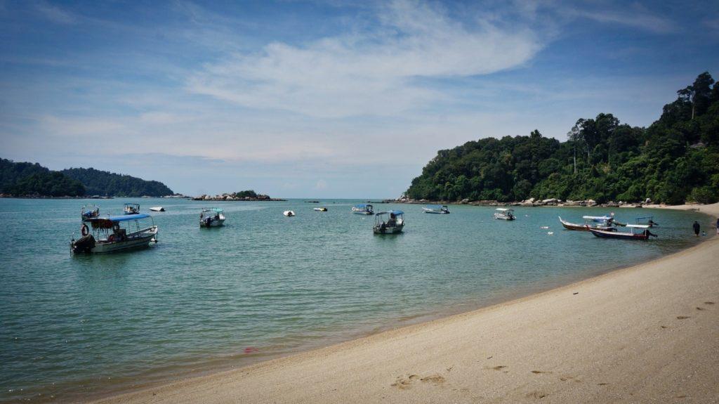 l'île de Pangkor Malaisie