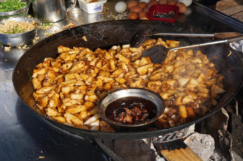 Instant gourmand: découvrir la street-food de Malaisie