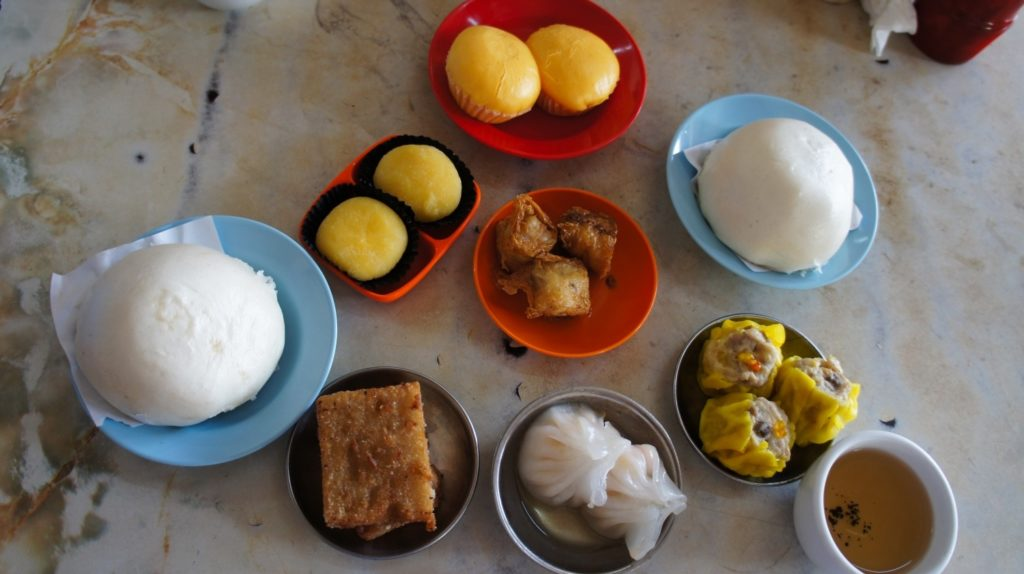 Dim sum Malacca