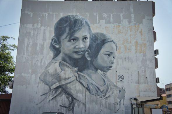 street art Malaisie Muar