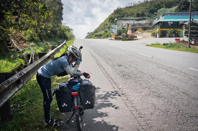 Les faces cachées du voyage à vélo