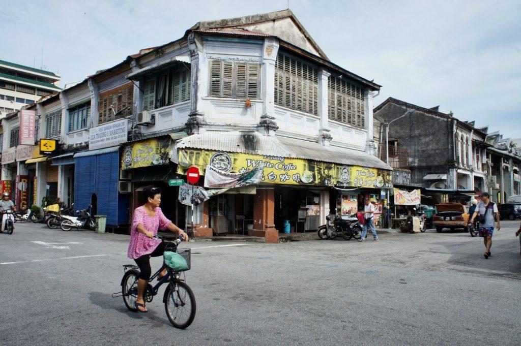 Kopitiam George Town Malaisie