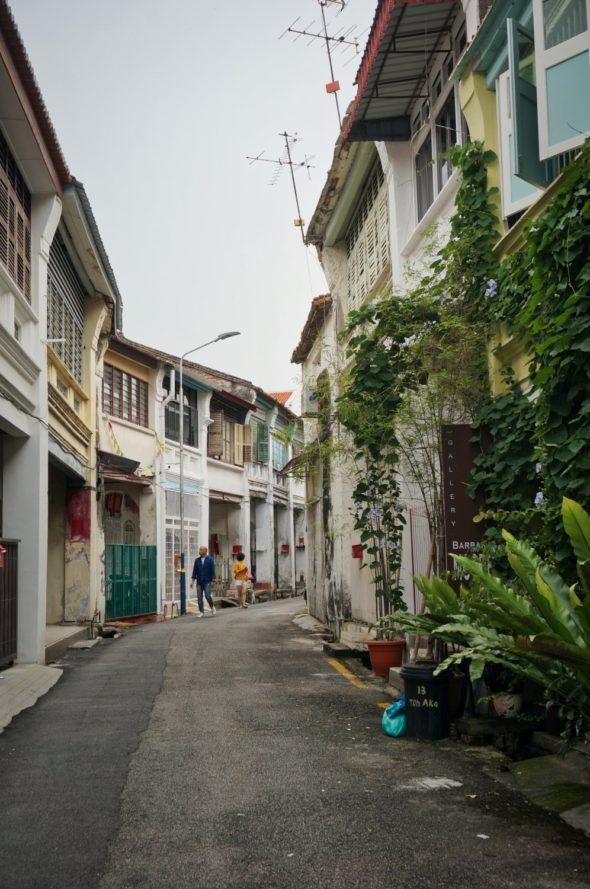 George Town Penang Malaisie