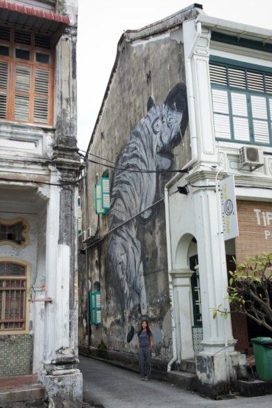 street art George Town