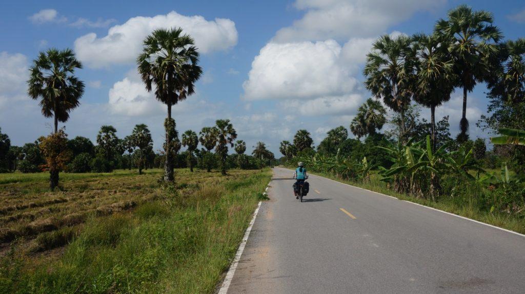 Thaïlande à vélo