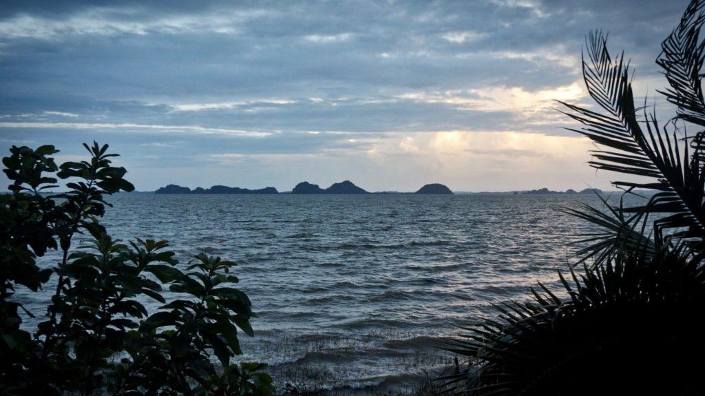 lac de Songkhla