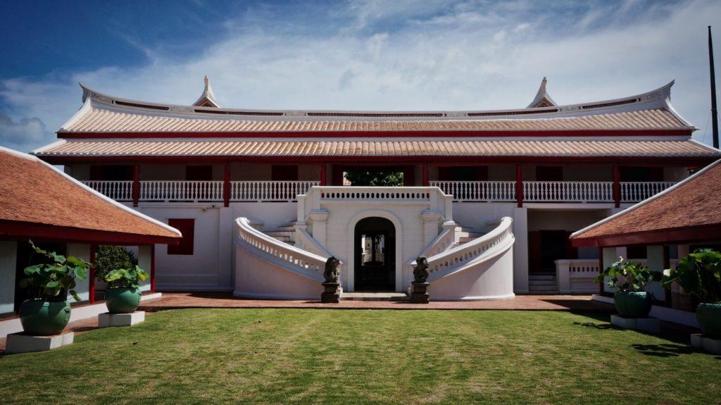 musée national Songkhla Thaïlande