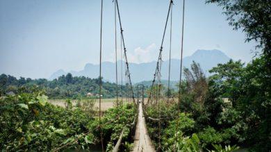 Le Laos du nord #1: de Vientiane à Ban Sisangvone