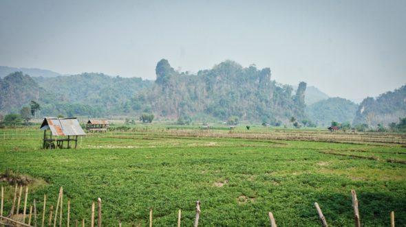 laos du nord vélo